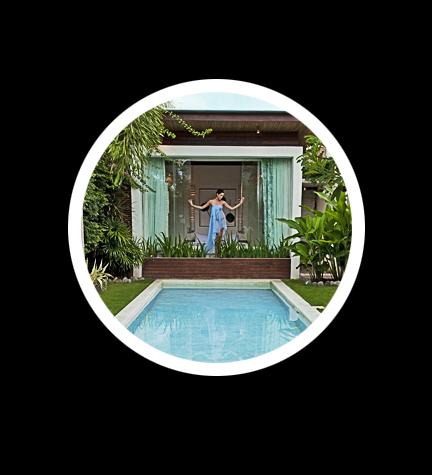 Kiss Bali Villas Seminyak Villas